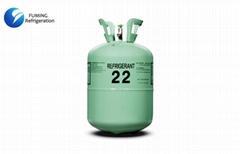 30LB Disposable Cylinder R22 Refrigerant Gas 75-45-6 / Residential AC Refrigeran