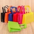 濟寧環保立體手提袋