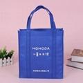 威海環保手提廣告袋