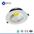 5w-18w cob dimmable LED downlight