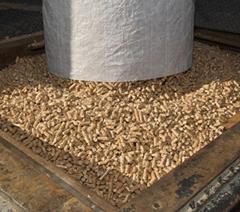 A1 wood pellets