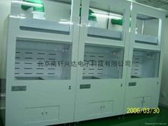 微电子实验室用净化存储通风柜