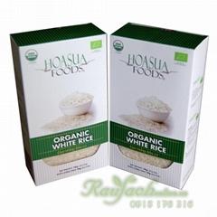 Organic White rice