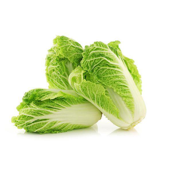 Organic Cabbage 1