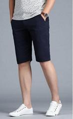 18夏季薄款男士休閑修身五分短褲
