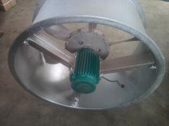冷庫專用軸流風機