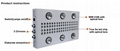 UL Approved 900W COB 5W Chip Led Grow Light 5