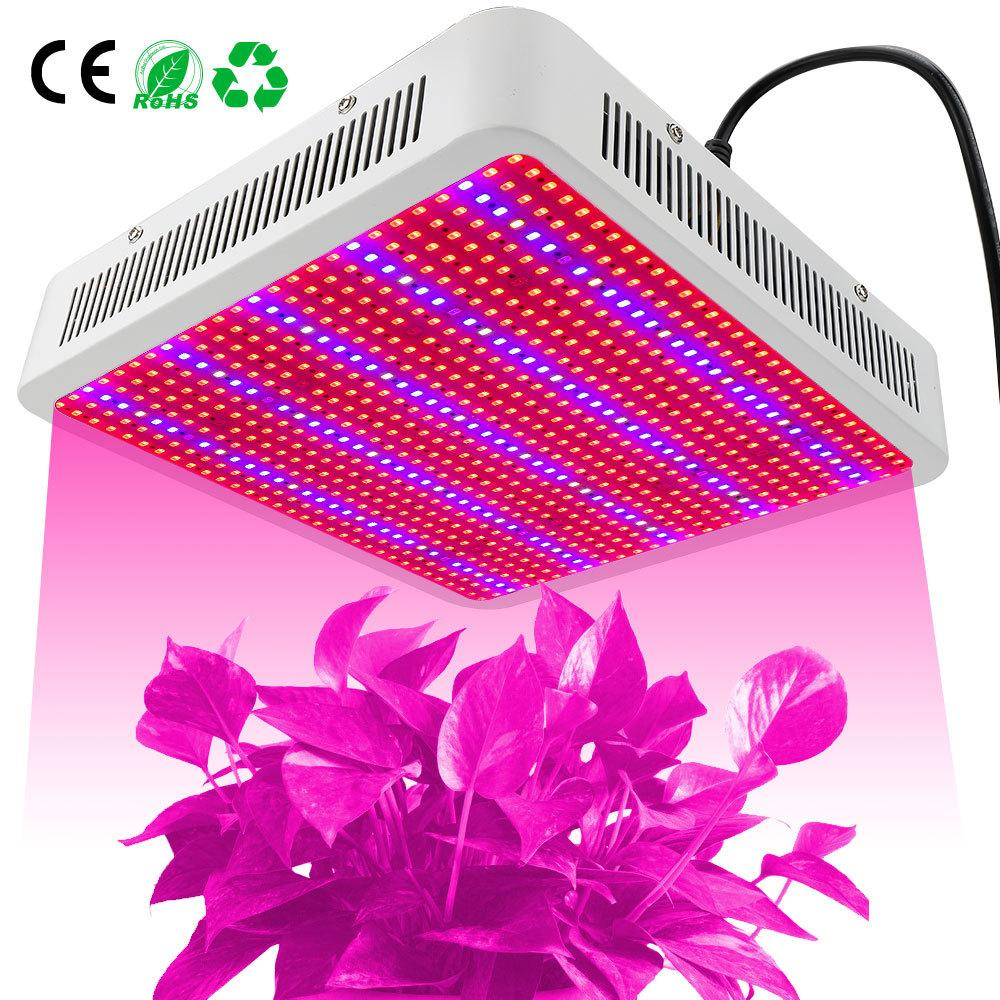 Superpower led plant 800W high power led panel light 2