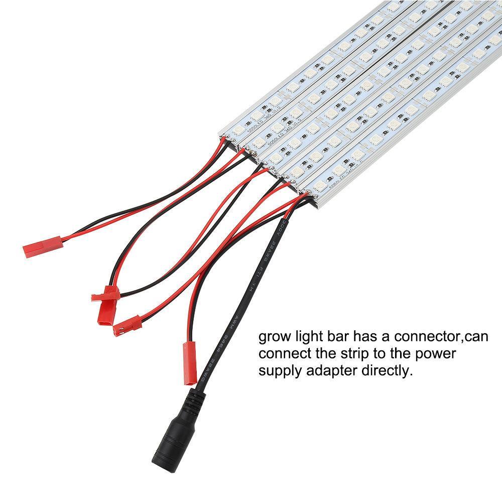 36W led special lighting indoor planting lights led agricultural lighting 2