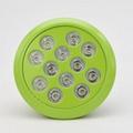 24W LED plant grow light,ledspotlightgrowth,high-Power Led COB light 2