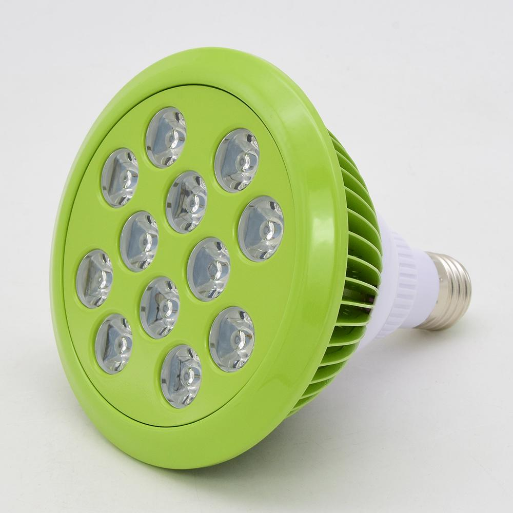 24W LED plant grow light,ledspotlightgrowth,high-Power Led COB light 4