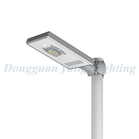 15W Solar Panel,8W LED ALL-IN-ONE LED solar lamp PIR (Working Time 21 hours) 4