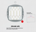 15W Solar Panel,8W LED ALL-IN-ONE LED solar lamp PIR (Working Time 21 hours) 9