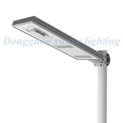 25W Solar Urban and rural road lighting,ALL-IN-ONE LED solar lamp,PIR Sensor