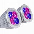 10W Clip Desk Lamp Dual Head LED Grow Light  2