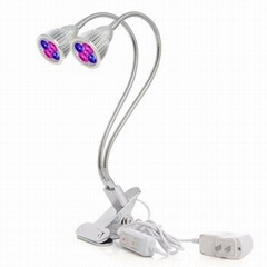 10W Clip Desk Lamp Dual