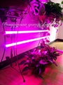 28W LED plant grow lamp,T8 tube grow light double row, Red blue growth lamp. 6