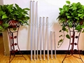 28W LED plant grow lamp,T8 tube grow light double row, Red blue growth lamp. 11