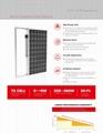 Monocrystalline 325-360W solar module,high efficiency solar panel 3