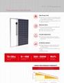 Polycrystalline Solar Module 320-330W ,high efficiency solar panel 2