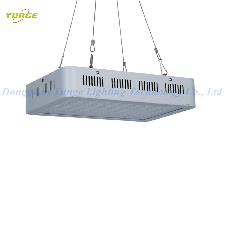 300W LED plant grow light,high-power panel lamp,100pcs Chips grow light 4