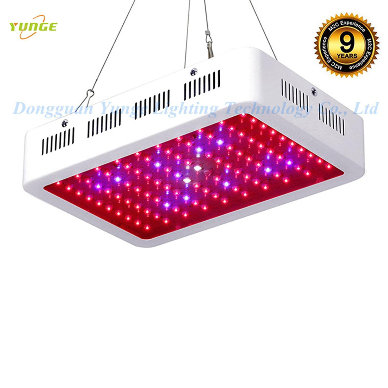 300W LED plant grow light,high-power panel lamp,100pcs Chips grow light 5