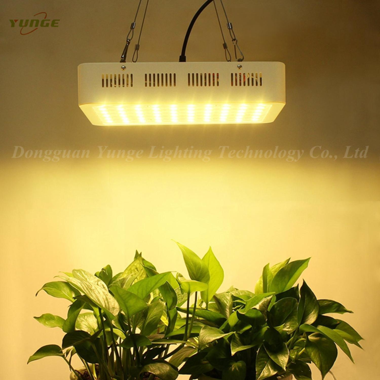 300W LED grow lamp,high-power panel lamp,60pcs Chips full spectrum growth. 1