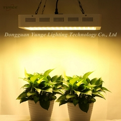 600W LED grow light,high-power panel lamp,Full Spectrum120pcs Chips plant light.