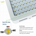 600W LED grow light,high-power