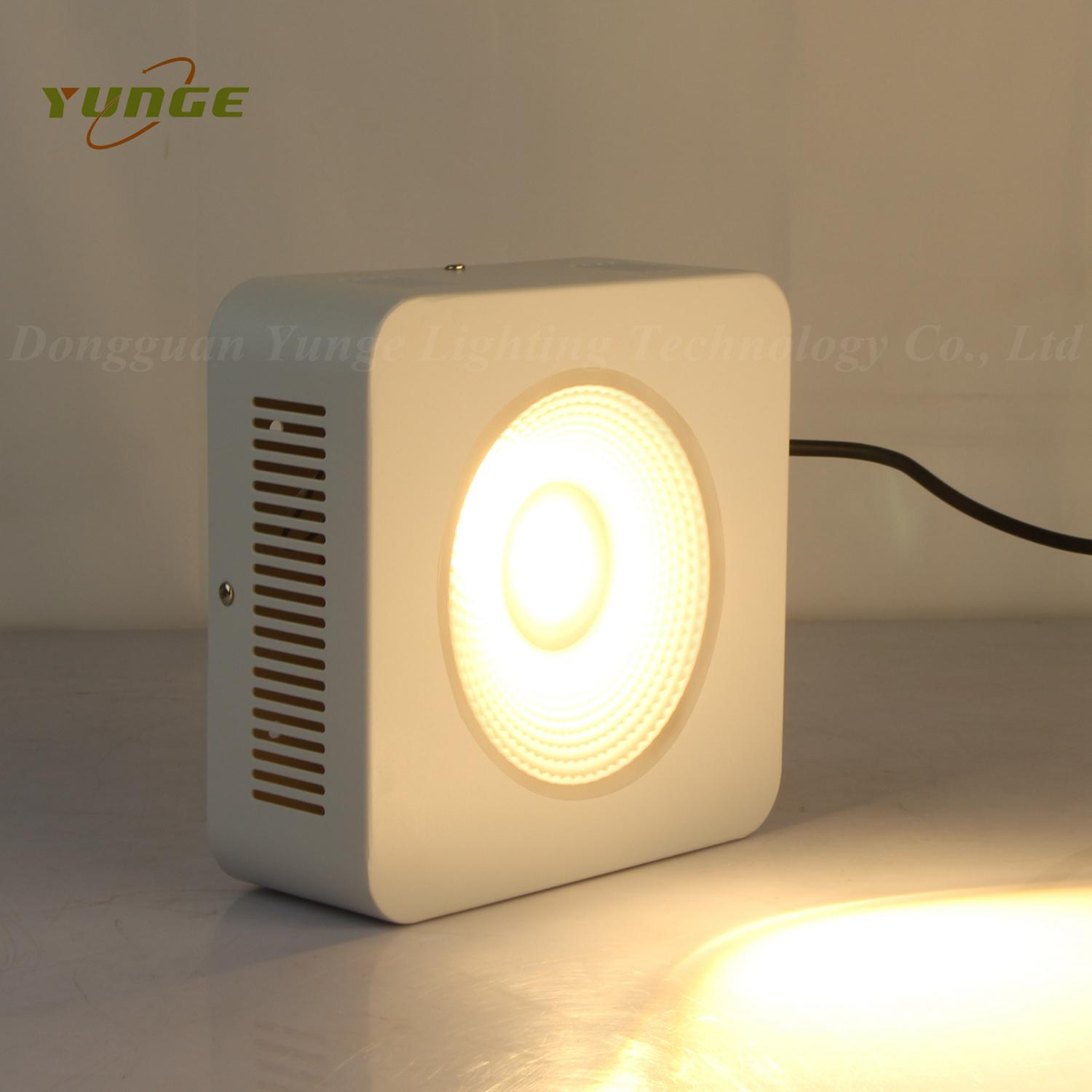 200W COB LED grow light, High-power led plant,high Luminous flux growth. 4