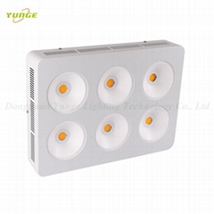 1200W COB LED grow light, High-power led plant,high Luminous flux growth.