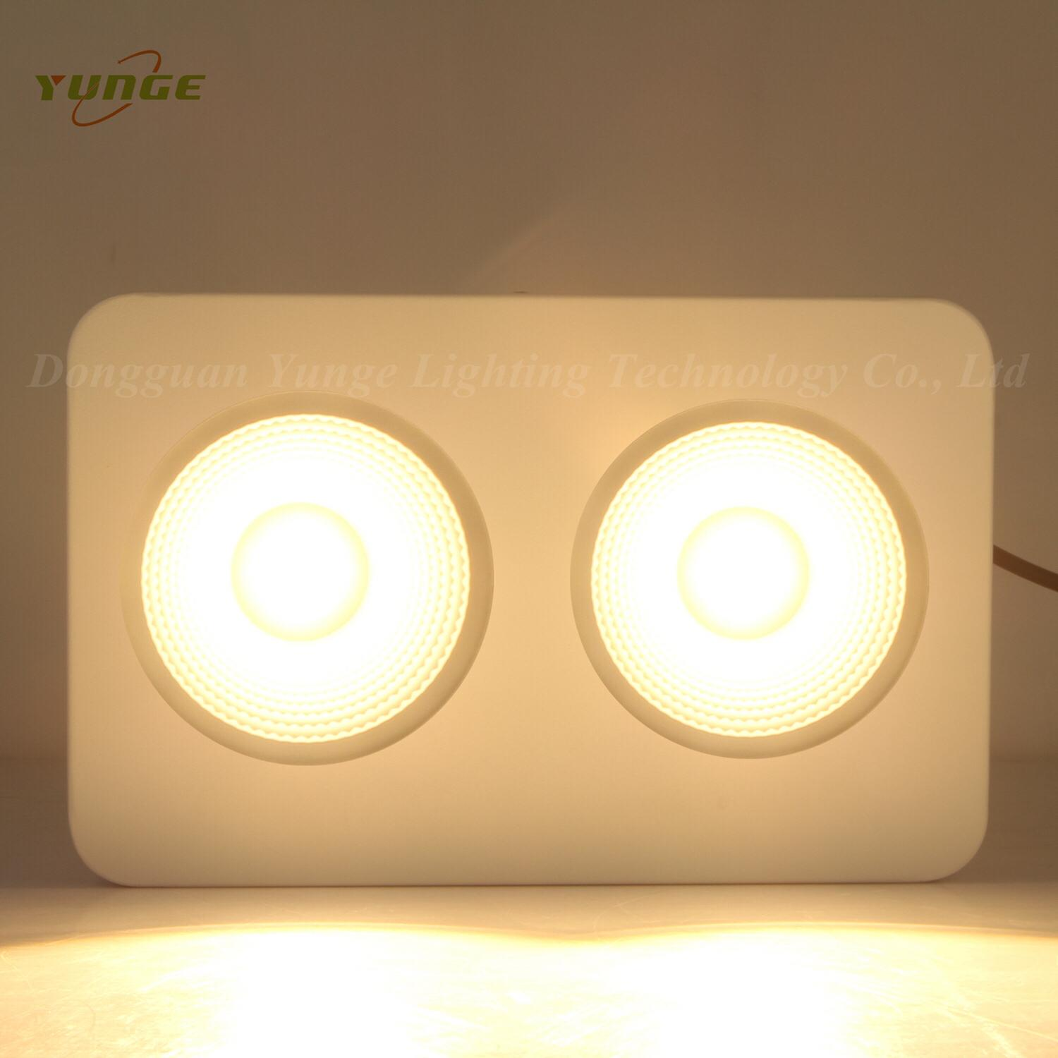 400W COB LED plant grow light,High quality CREE chip,high Lumious flux lamp. 7