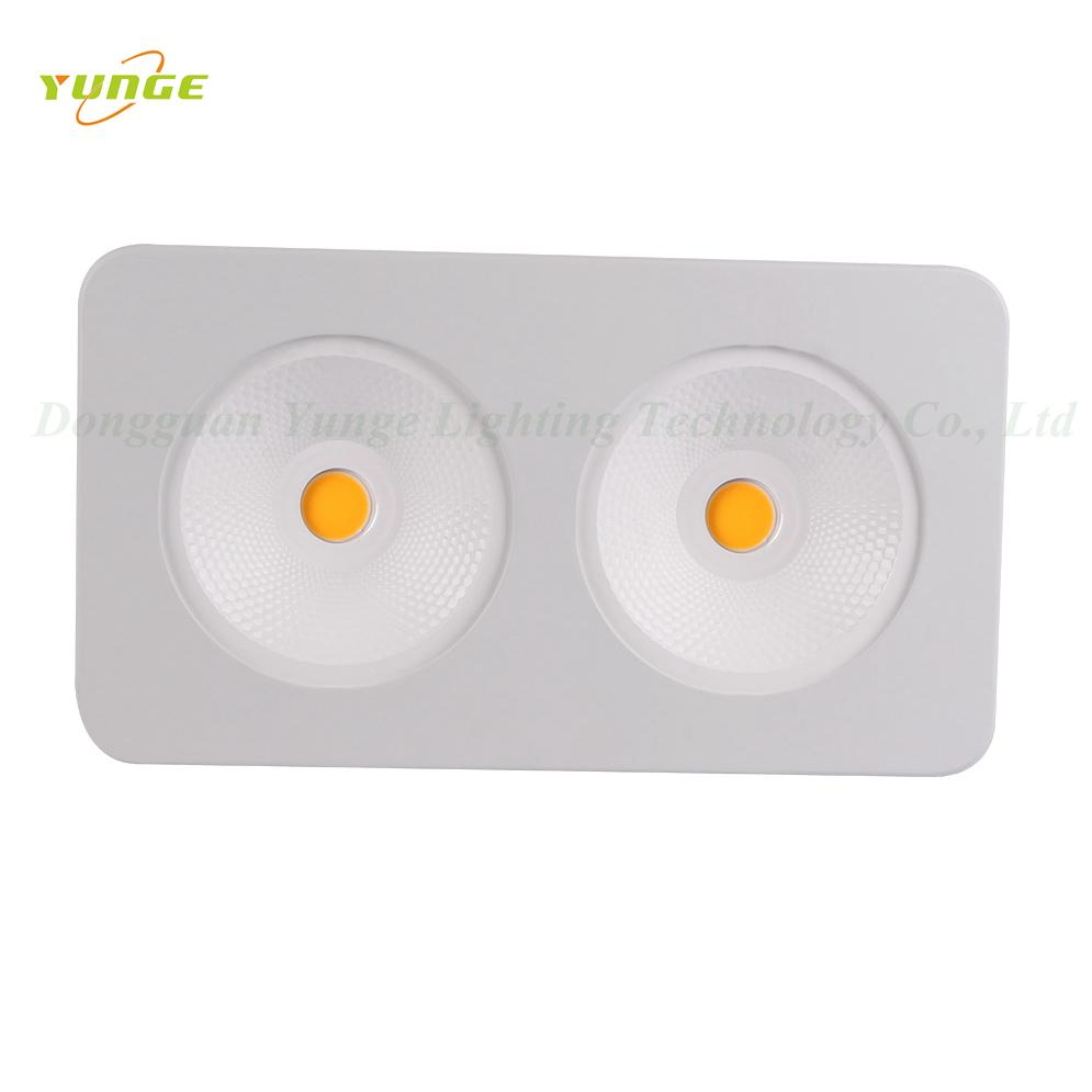 400W COB LED plant grow light,High quality CREE chip,high Lumious flux lamp. 3