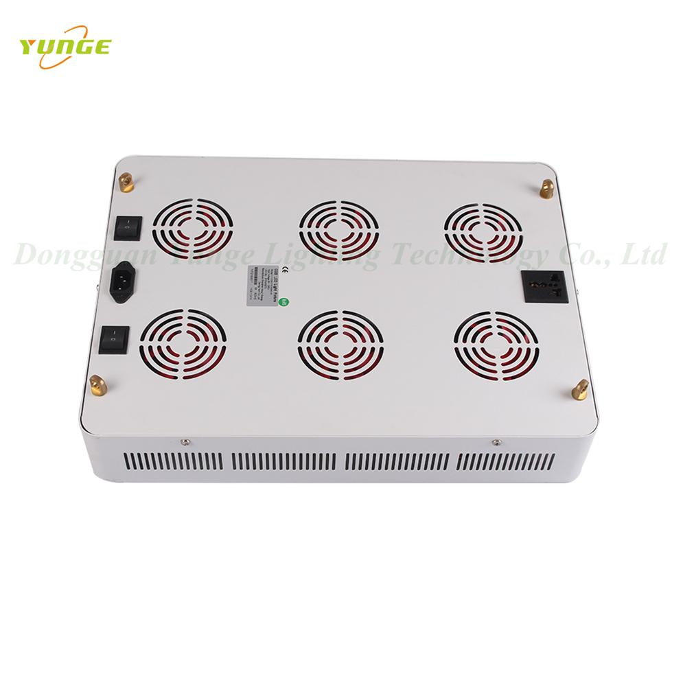 1200W COB LED plant grow light,High quality CREE chip,high Lumious flux lamp. 5