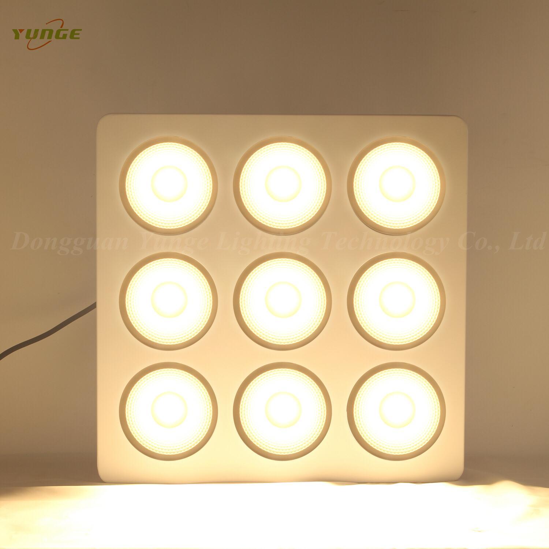 1800W COB LED plant grow light,High quality CREE chip,high Lumious flux lamp. 8