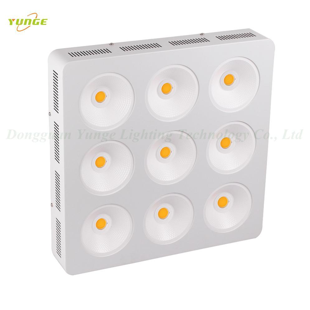 1800W COB LED plant grow light,High quality CREE chip,high Lumious flux lamp. 1