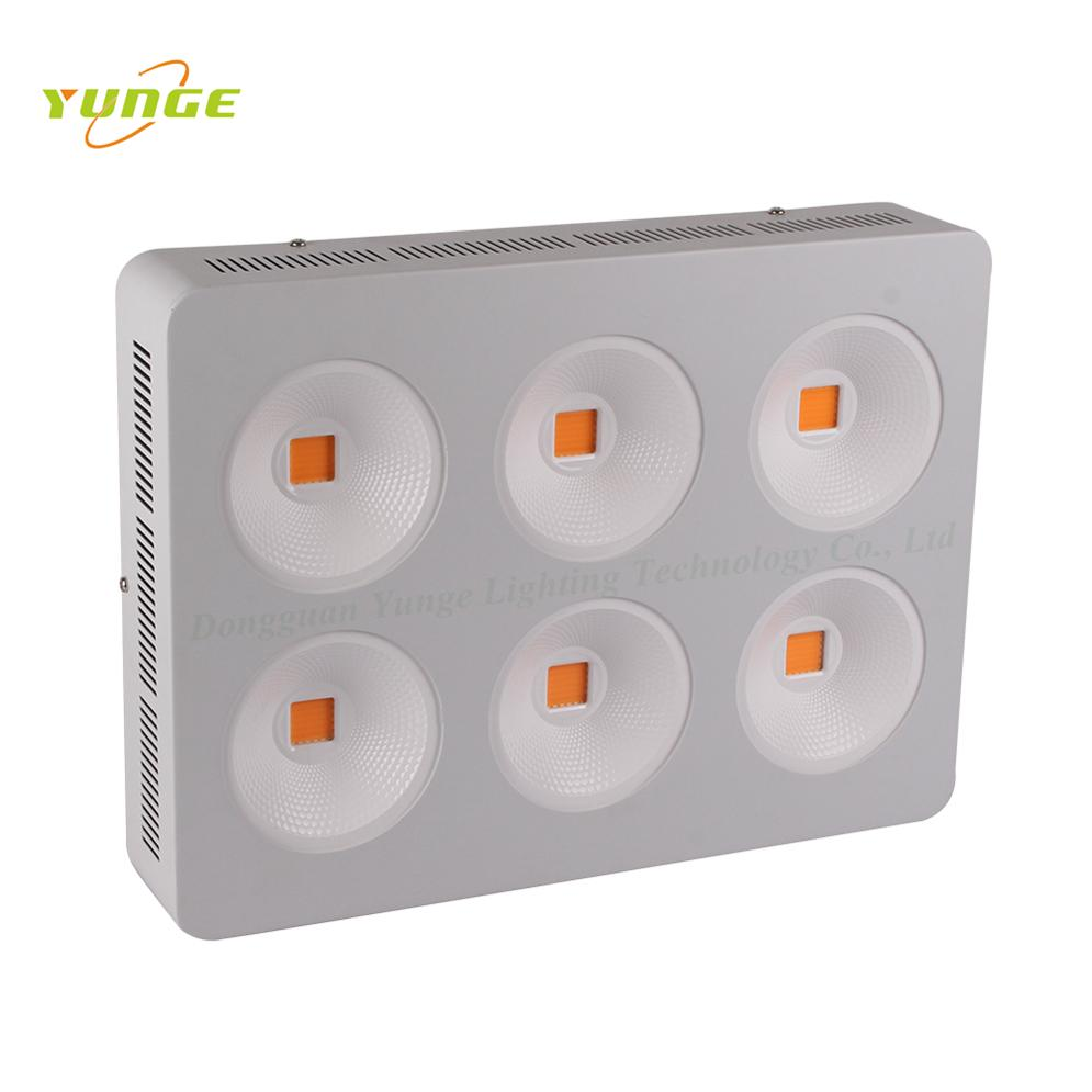 1200W COB LED grow lampt,High-power growth light,high Lumious flux lighting. 4