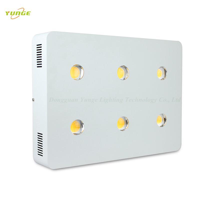 1200W COB LED grow light,High quality CREE chip,high Lumious flux lamp. 2