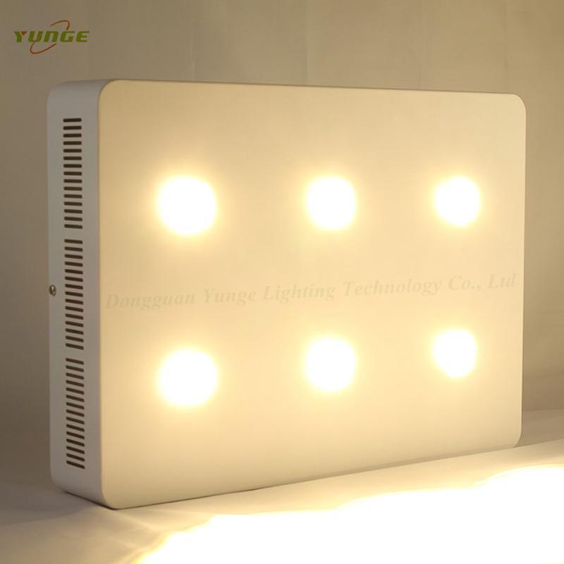 1200W COB LED grow light,High quality CREE chip,high Lumious flux lamp. 6