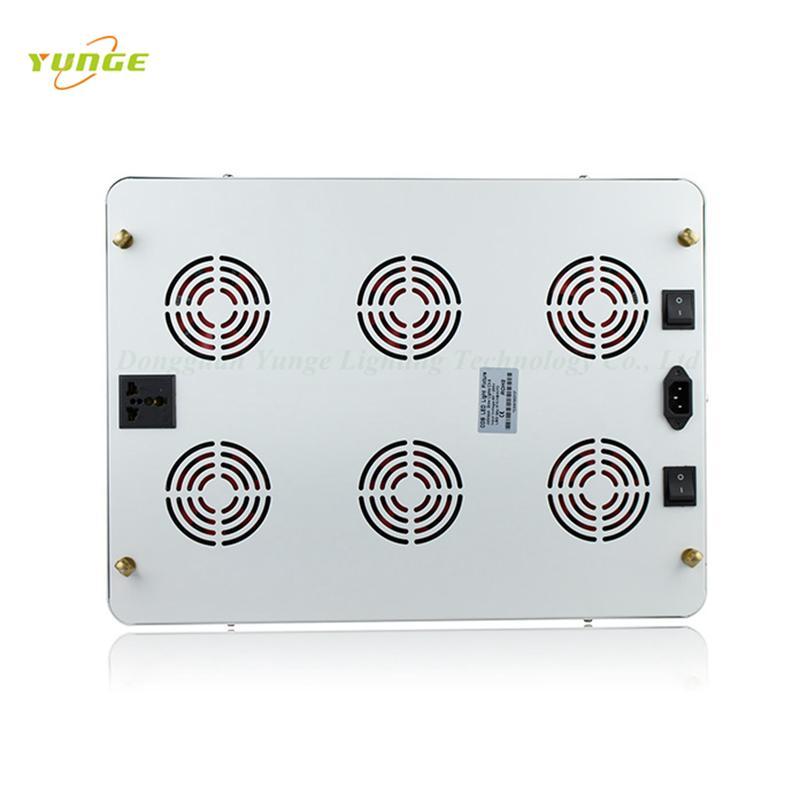 1200W COB LED grow light,High quality CREE chip,high Lumious flux lamp. 3