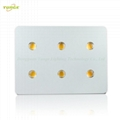 1200W COB LED grow light,High quality CREE chip,high Lumious flux lamp.