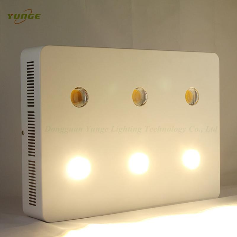 1200W COB LED grow light,High quality CREE chip,high Lumious flux lamp. 7