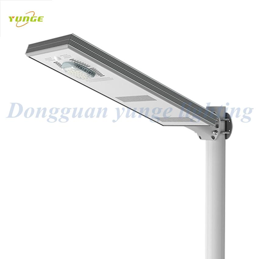 25W Solar Panel,10W LED Integrated Solar Street Lights(Working Time 10 hours) 1