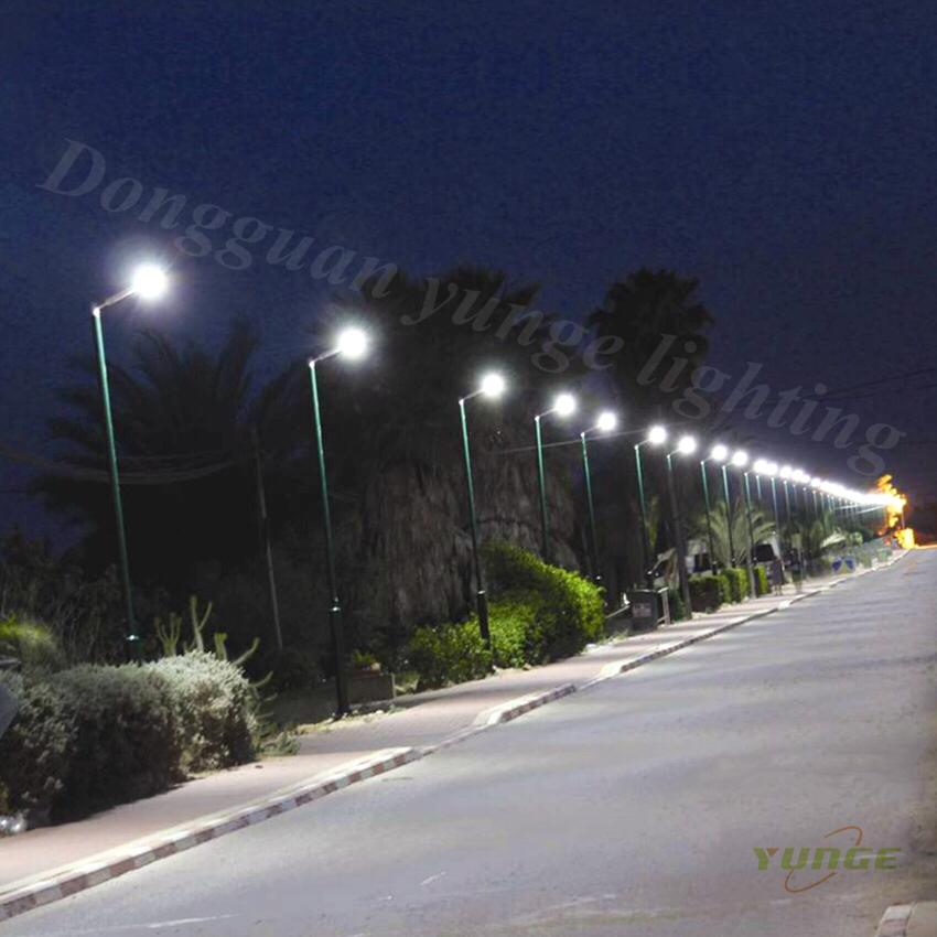 25W Solar Panel,10W LED Solar Street Lights (Working Time 10 hours) 11