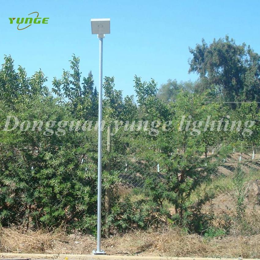 25W Solar Panel,10W LED all-in-one solar street light (Working Time 14 hours) 11