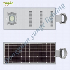 25W Solar Panel,10W LED Solar Street Lights (Working Time 10 hours)