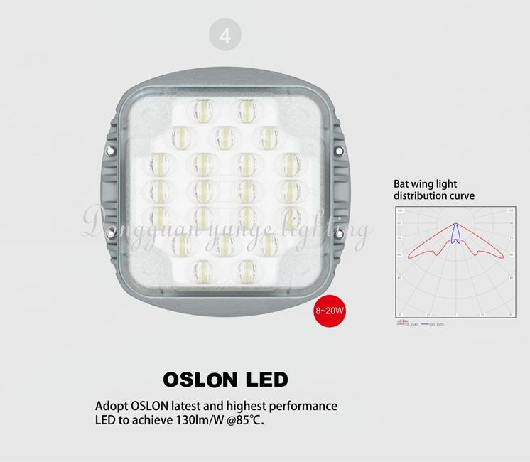 40W Solar Panel ,16W LED All in one solar lamp (Working Time 13 hours) 8