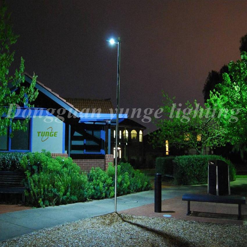 25W Solar Panel,10W LED Solar Street Lights (Working Time 10 hours) 10