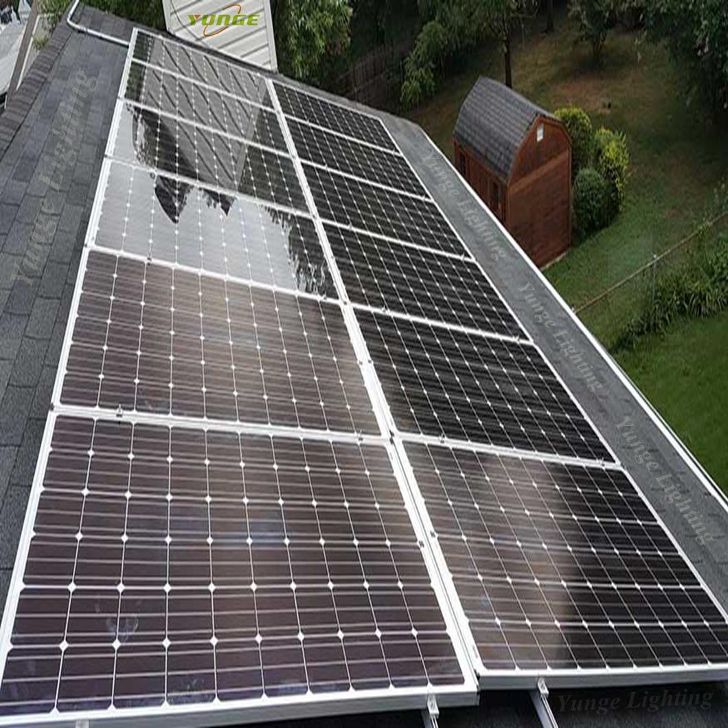 Monocrystalline 325-360W solar module,high efficiency solar panel 9