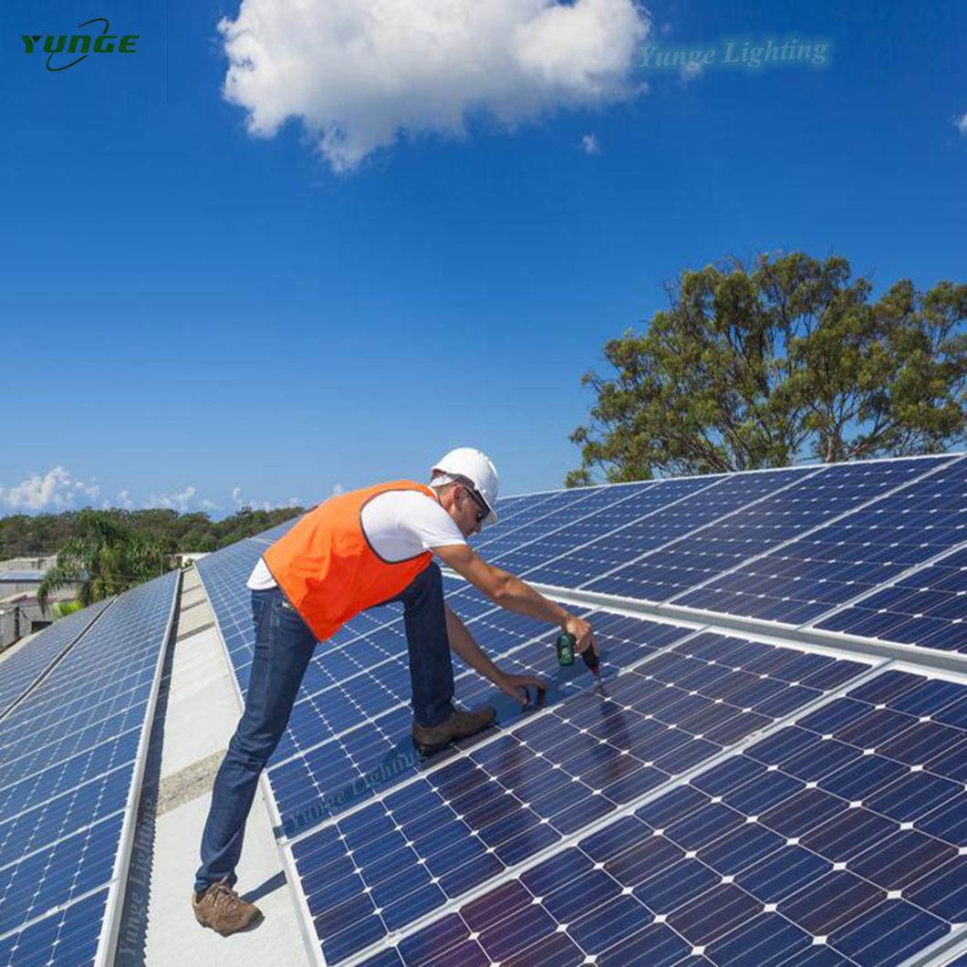Monocrystalline 325-360W solar module,high efficiency solar panel 10
